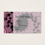 Kinetical - Mandelbrot Art Business Card