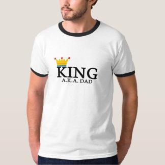 KING A.K.A. DAD T SHIRT