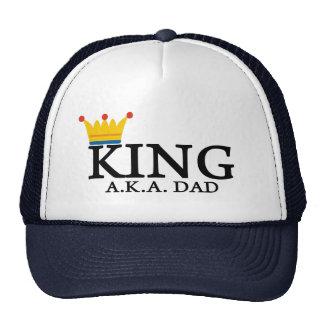 KING A.K.A. DAD TRUCKER HAT