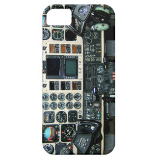 King Air 300 Instrument Panel iPhone SE/5/5s Case