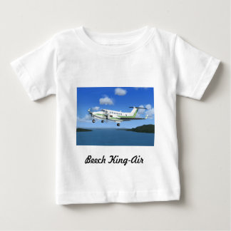 King-Air Turboprop Aircraft Baby T-Shirt