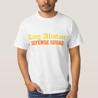 King Alistair: Defense Squad T-Shirt