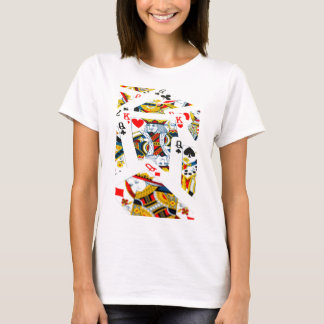King and queen card T-Shirt
