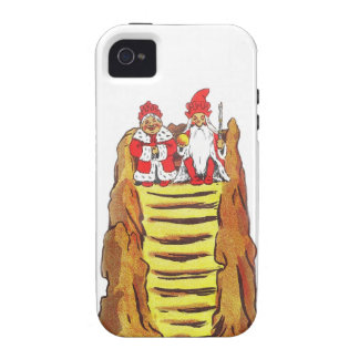 King and Queen of Gnomes iPhone 4/4S Cases