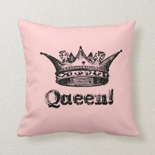 King And Queen Pillows, King And Queen Throw Pillows