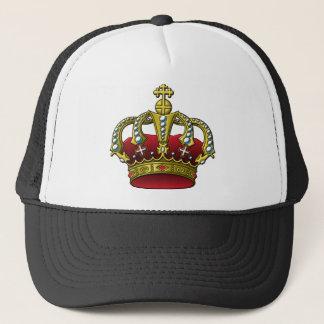 King and Queens Crown Trucker Hat