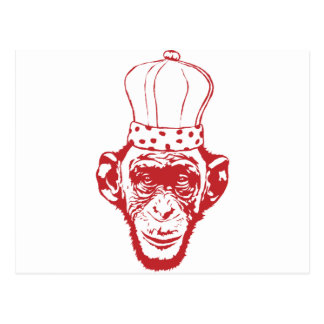 King Ape Postcard
