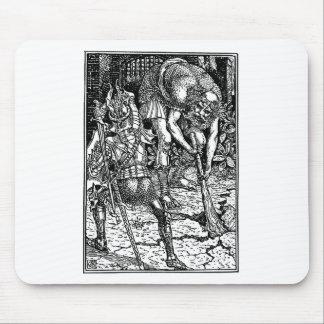 king-arthur-16 mouse pad