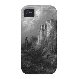 King Arthur and Camelot by Gustave Doré' 1868 iPhone 4/4S Covers