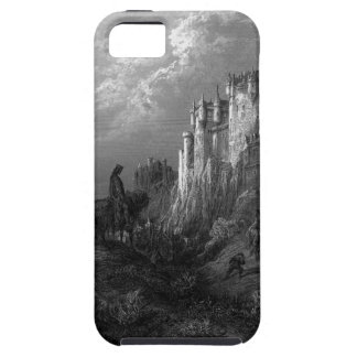 King Arthur and Camelot by Gustave Doré' 1868 iPhone SE/5/5s Case