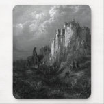 King Arthur and Camelot by Gustave Doré' 1868 Mouse Pad