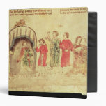 King Arthur and his Court, from the Roman Vinyl Binder