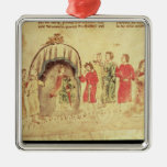 King Arthur and his Court, from the Roman Ornament