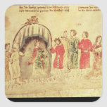 King Arthur and his Court, from the Roman Stickers