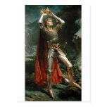 King Arthur Postcard