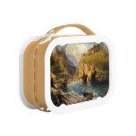 King Arthur's Castle, Off Tintagel Head Lunchbox