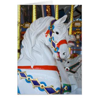 King Arthur's Carousel Horse Cards