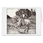 King Arthur's ride Cards