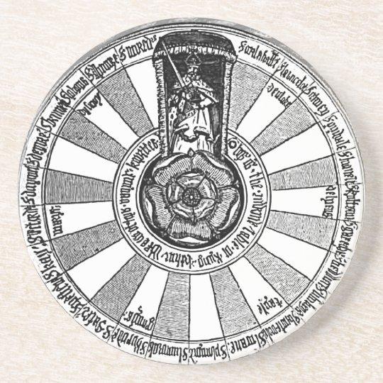 King Arthuru0027s Round Table Coaster