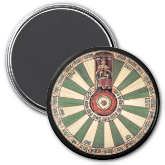 King Arthur's Round Table Magnet