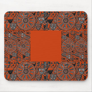 King Arthur's Round Table Mouse Pad