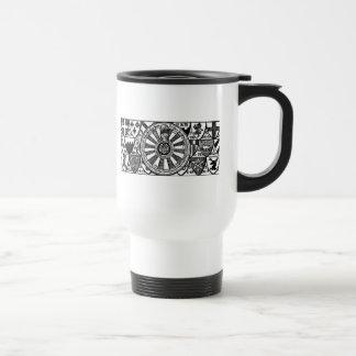 King Arthur's Round TableTravel Mug