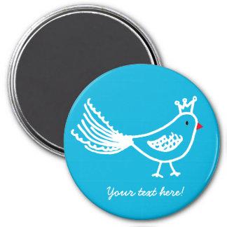 King Bird Magnet