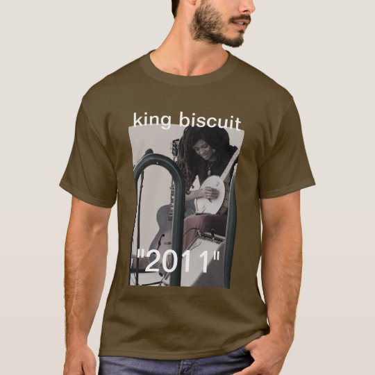 king biscuit 2011 T-Shirt