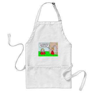 king bread  milk commandeer queen apron