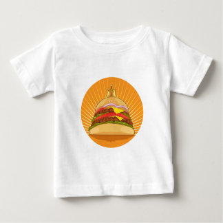 King Burger Baby T-Shirt
