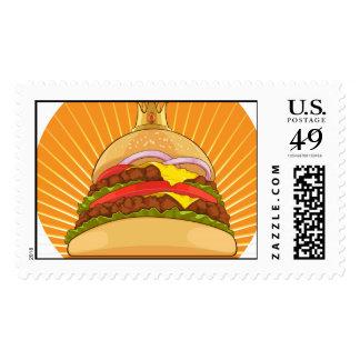 King Burger.pdf Postage Stamps