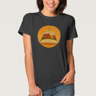 King Burger Tees