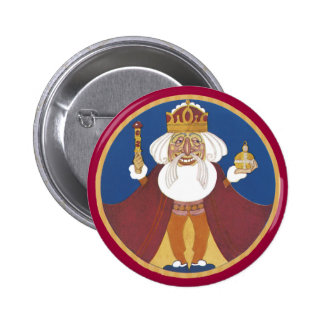 King Pinback Buttons
