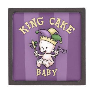 King Cake Baby Premium Jewelry Boxes