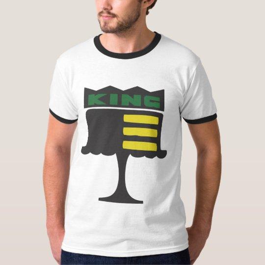 King Cake Graphic T-Shirt