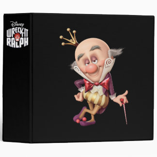 King Candy 1 3 Ring Binders