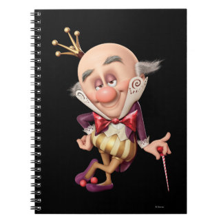King Candy 1 Spiral Note Books