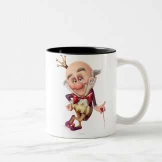 King Candy 1 Two-Tone Coffee Mug