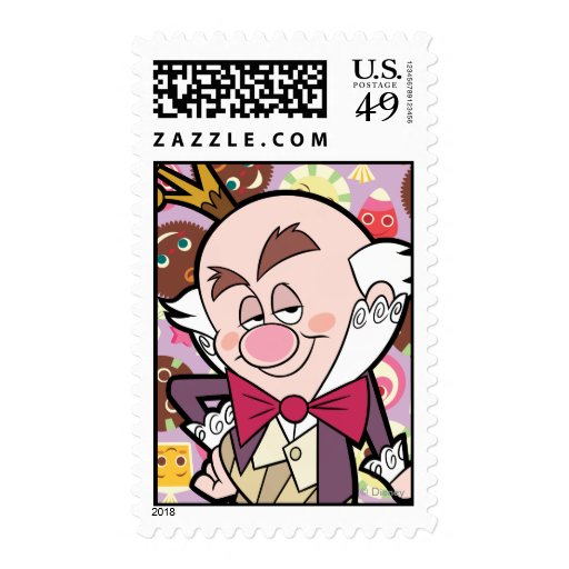 King Candy 2 Stamp