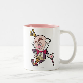 King Candy 2 Two-Tone Coffee Mug