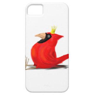 King Cardinal iPhone SE/5/5s Case