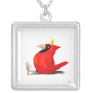 King Cardinal Necklace