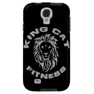 King Cat Fitness Samsung Galaxy S4 Phone Case