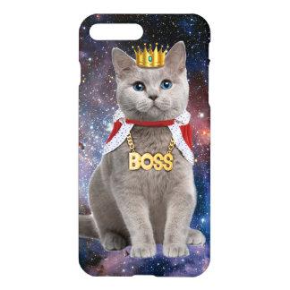 king cat in the space iPhone 8 plus/7 plus case