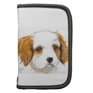 King Chareles spaniel puppy dog Planners