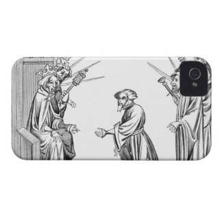 King Charlemagne (742-814) receiving the Oath of F Case-Mate iPhone 4 Case