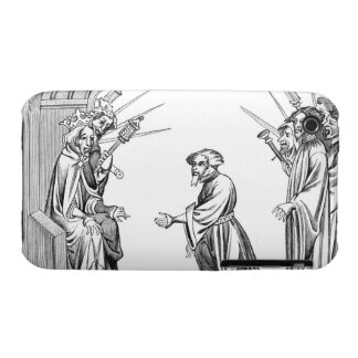 King Charlemagne (742-814) receiving the Oath of F iPhone 3 Case