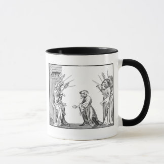 King Charlemagne (742-814) receiving the Oath of F Mug