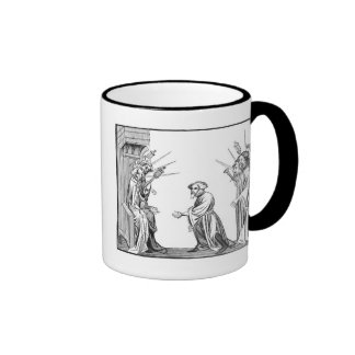 King Charlemagne 742-814 receiving the Oath of F Mug