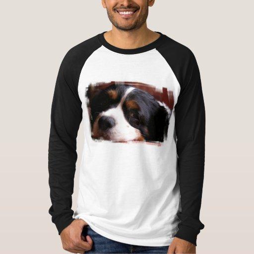 King Charles Cavalier Spaniel Men's Long Sleeve T- Shirts